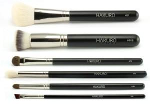 pędzle do makijażu Hakuro